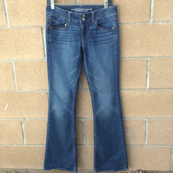 American Eagle Outfitters Denim - American Eagle Artist Stretch X Long Jeans sz 6